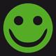 Grøn smiley hos Arbejdstilsynet